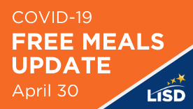 Free Meals Update