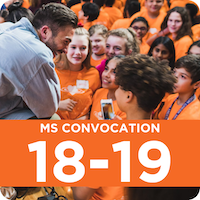 Middle School Convocation 2018-19