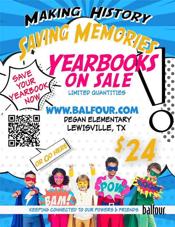 Order your 2019-20 Yearbook!