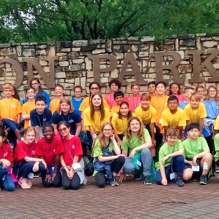 Flower Mound ES Fifth-Grade Field Trip