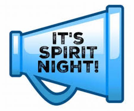 Upcoming Hicks Spirit Nights