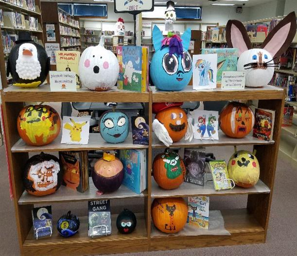 Storybook Pumpkins