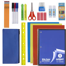 School Supplies for SY 2020/21