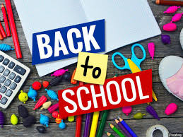 2020 Back to School Supply Registration