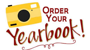 Yearbooks are on sale! Click here!