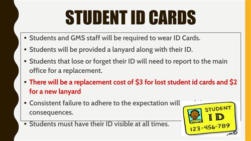 ID Policy