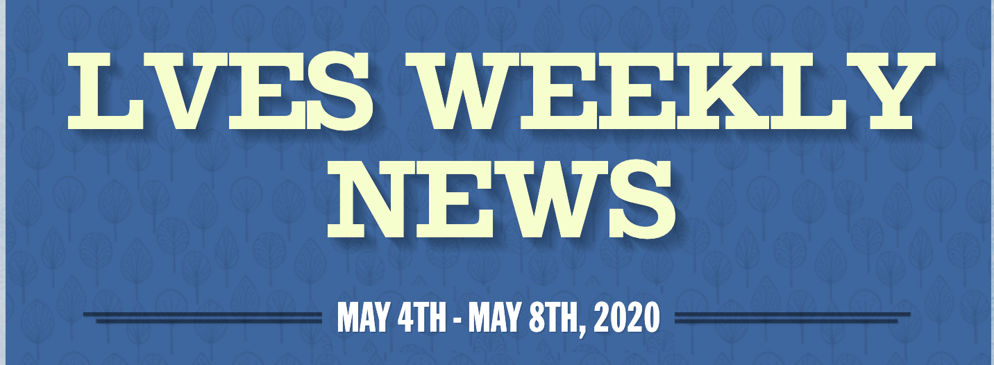 Weekly News May 4th