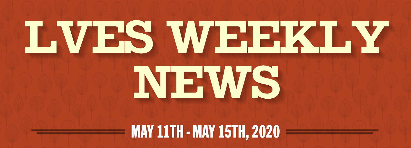 Weekly News May 11th