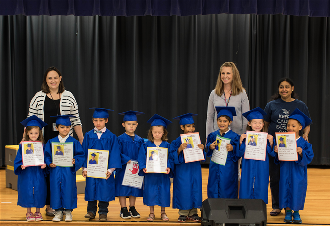 2019 Discovery Academy Graduation