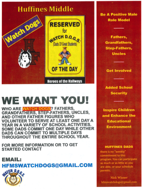 Join Watch D.O.G.S.