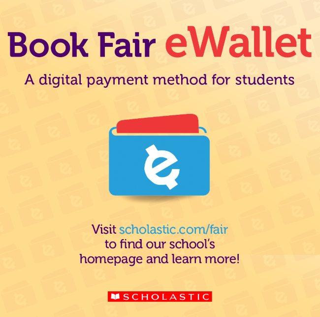 Shop the Book Fair Online or with eWallet!