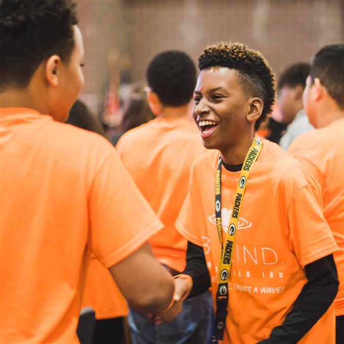 LISD Middle School Kindness Convocation a Success