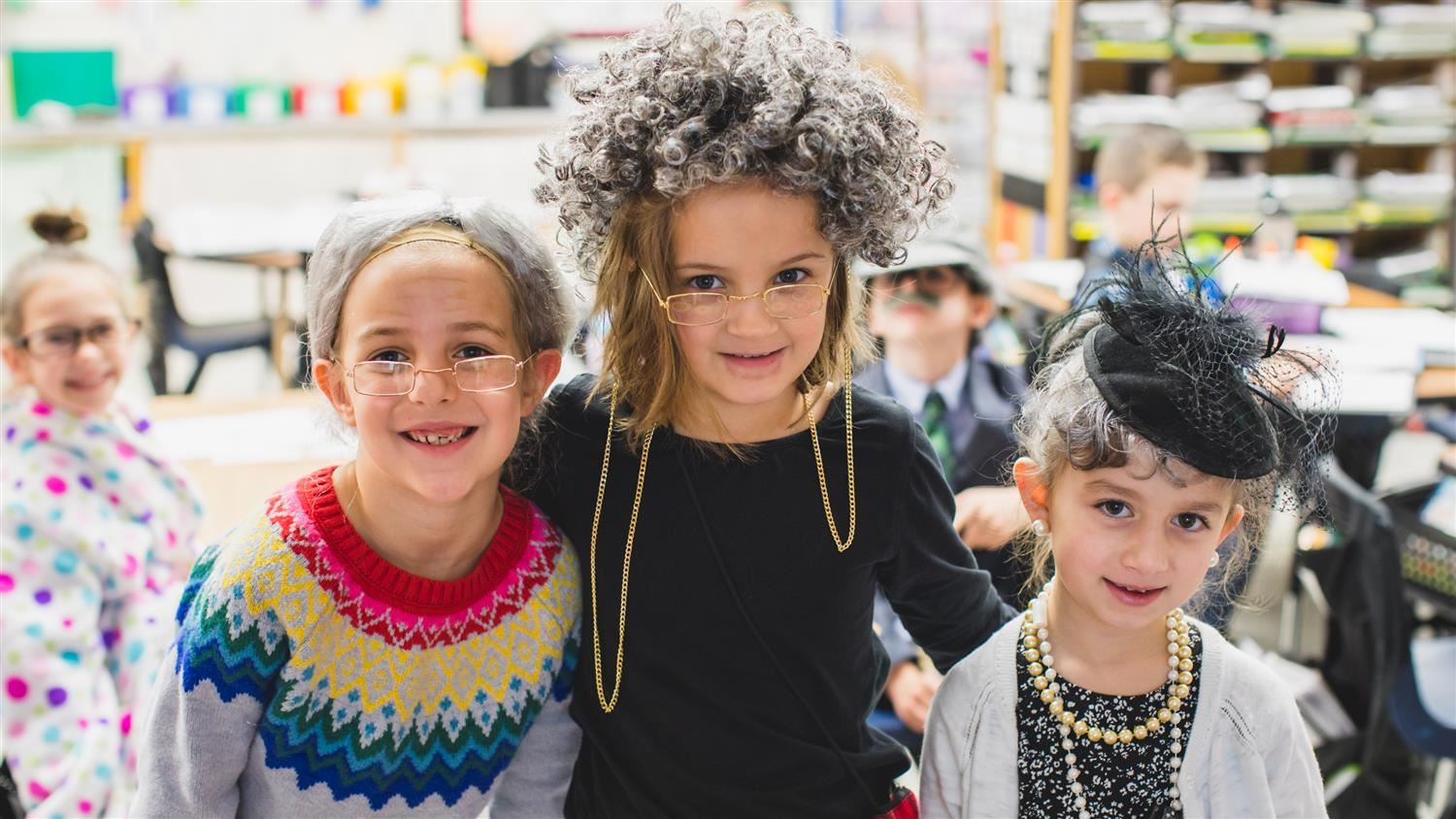 McAuliffe Celebrates the 100th Day of School