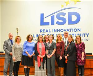 Lisd Announces New Principals