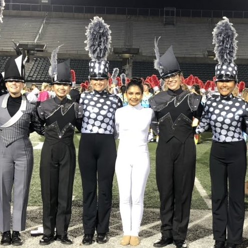LISD Bands Excel in UIL 6A State Marching Band Contest