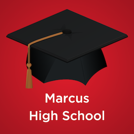 marcus high school spotlight