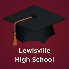 lewisville high school spotlight