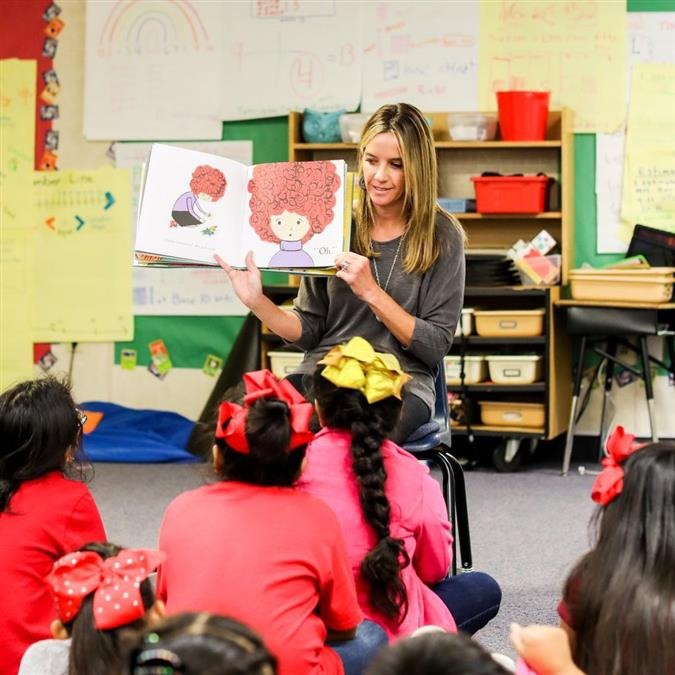"Central Elementary Hosts 21st Annual ""Read Across Central"""