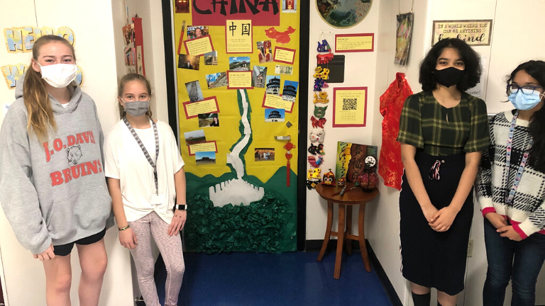Culturally U-Knighted at McKamy Middle School