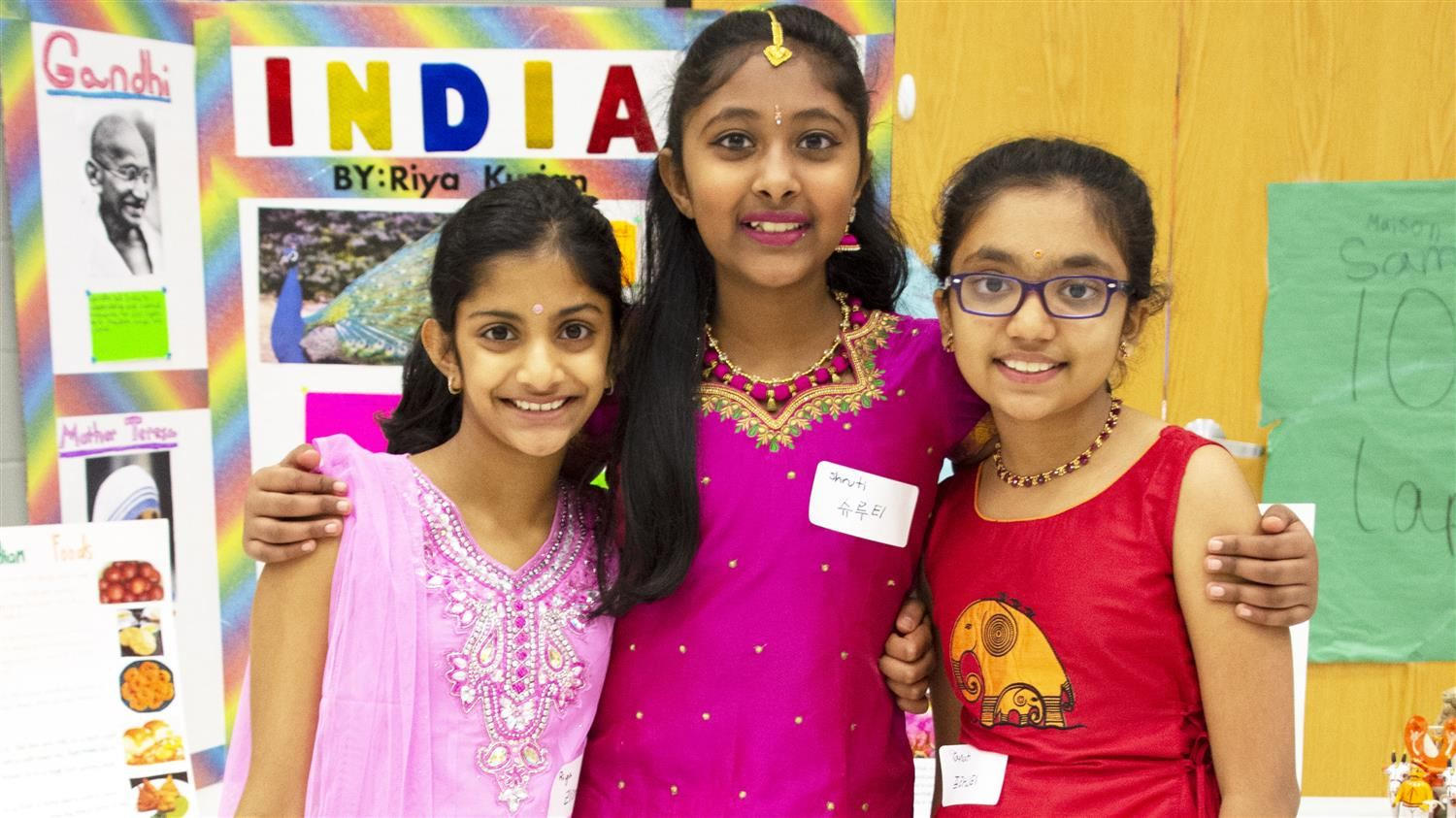 International Cultural Day Shines Bright at Coyote Ridge Elementary