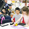 "WATCH: CBS 11 Features Donald Elementary's ""Designing Dolphins"" Program"