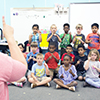 Hebron Valley Elementary Kindergartners Thriving in Sign Language