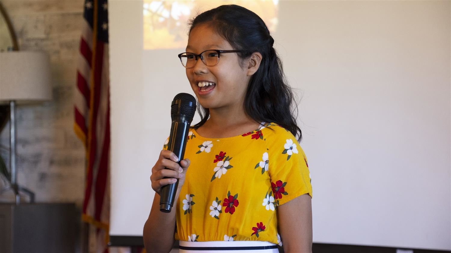 Independence Elementary's Huang Named Lewisville Area Chamber of Commerce/Cross Timbers Family YMCA October Student of the Month