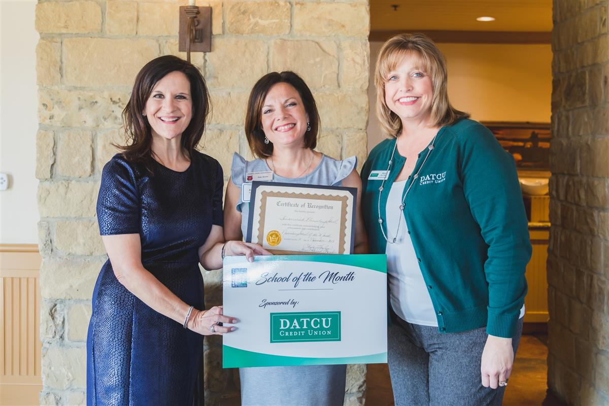 Timber Creek Named Flower Mound Chamber School of the Month