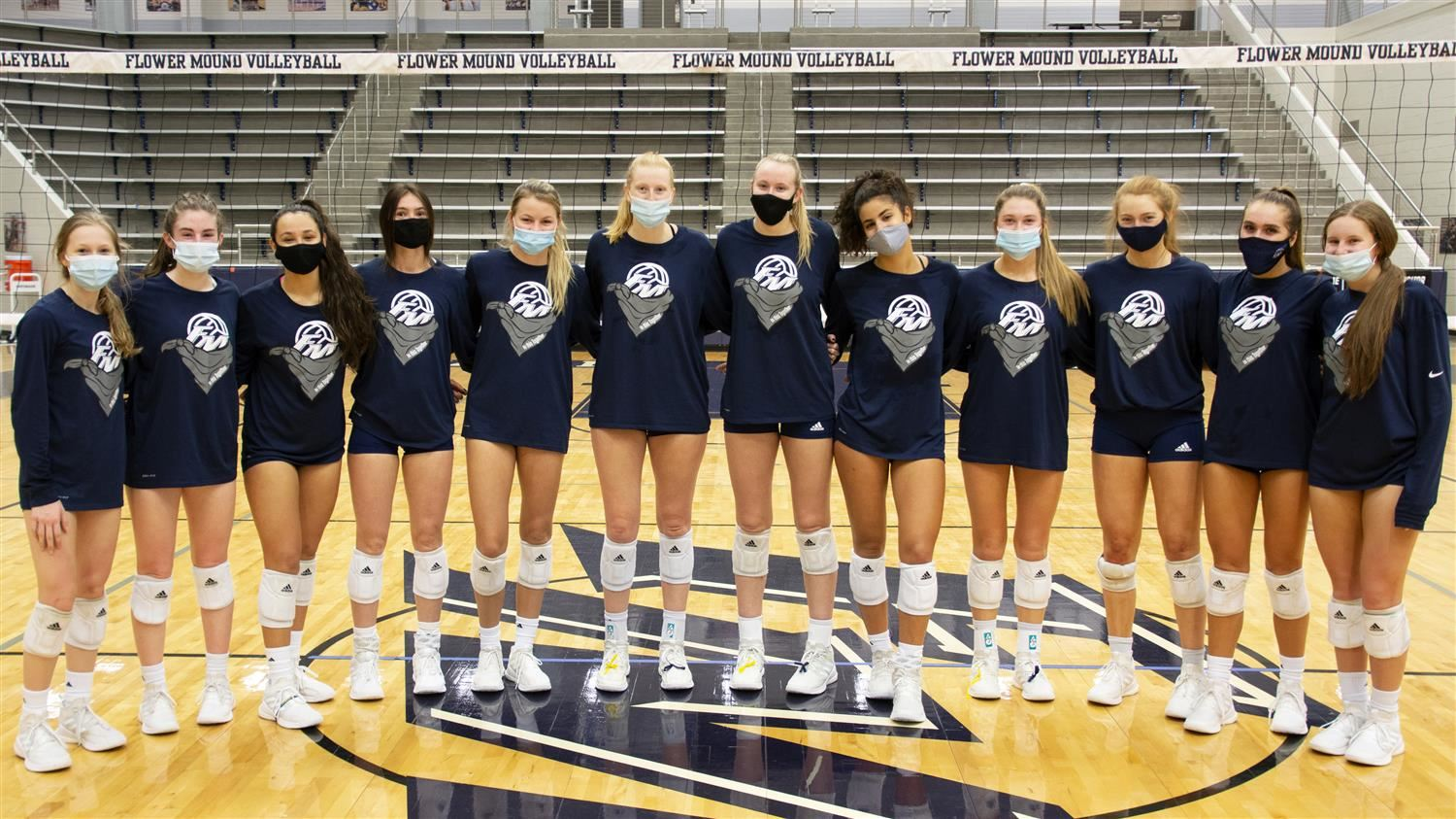 Flower Mound High School Volleyball Program in National Spotlight