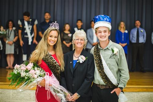Flower Mound High School Homecoming 2018