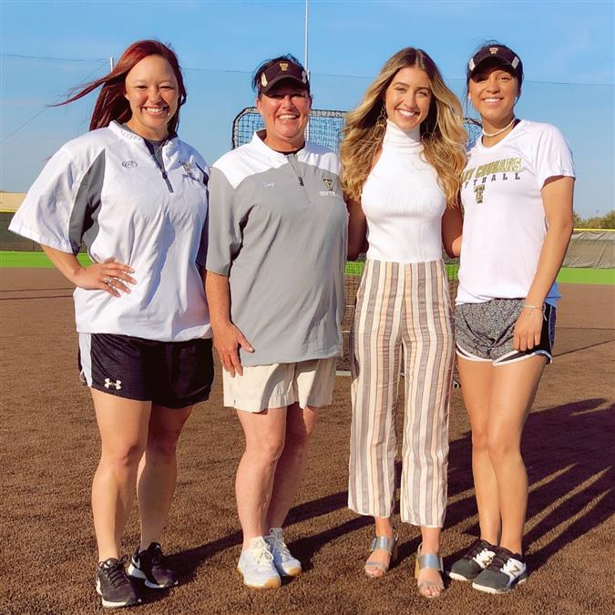 WATCH: FOX Sports Southwest Features TCHS Softball Family