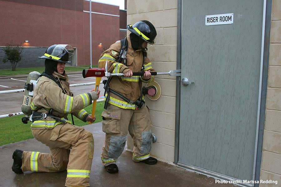 LISD Firefighter Program - Marissa Redding
