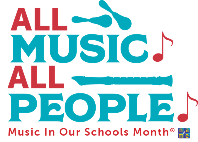 Music In Our Schools Month 2019