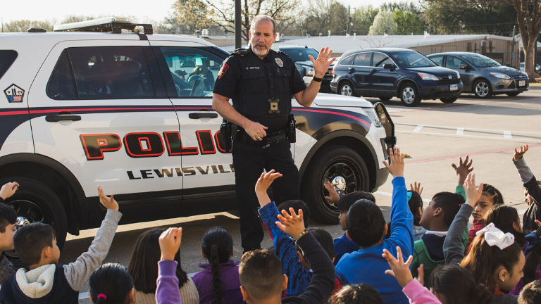The Loop Feature: Protecting Lewisville ISD Schools Inside and Out