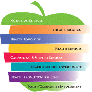 School Health Education symbol