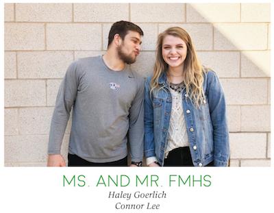 2018 FMHS Senior Spotlight