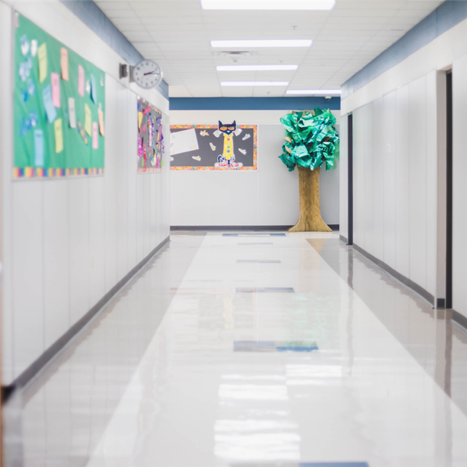 A Fresh Start at Flower Mound Elementary