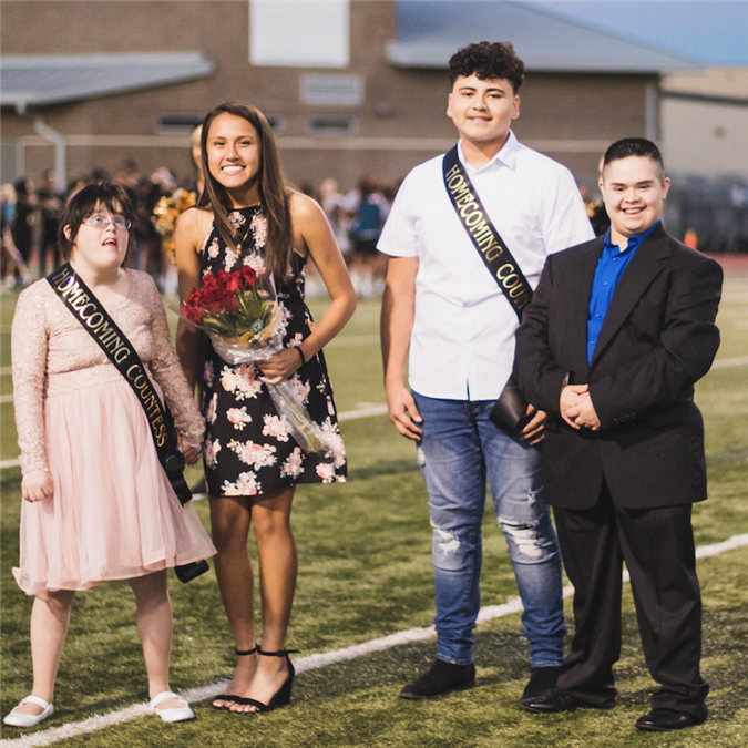 The Colony High School Homecoming 2018
