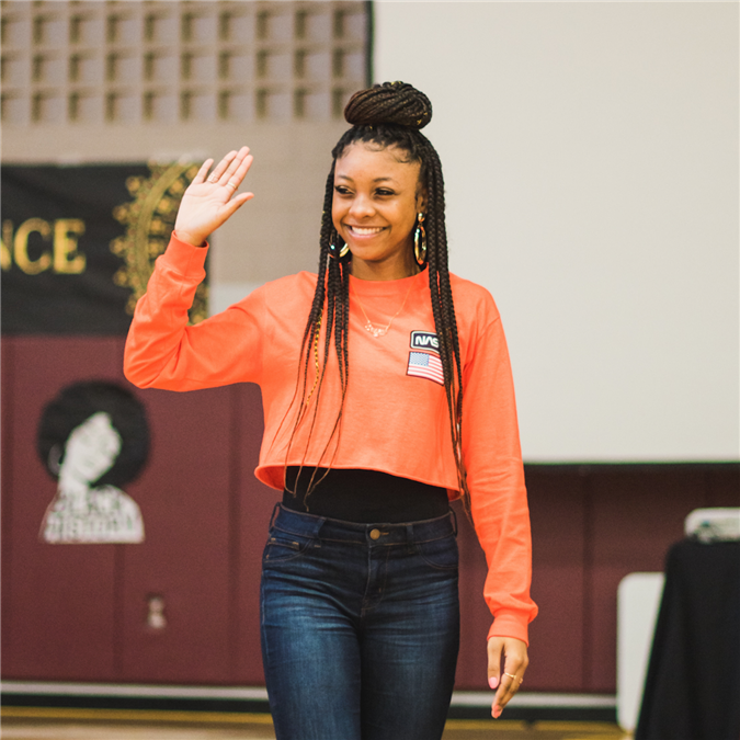 PHOTOS | LHS Harmon's Black History Month Celebration