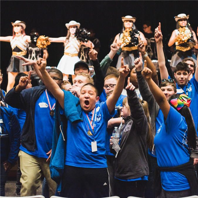 Students Celebrate 10th Annual LISD Job Olympics