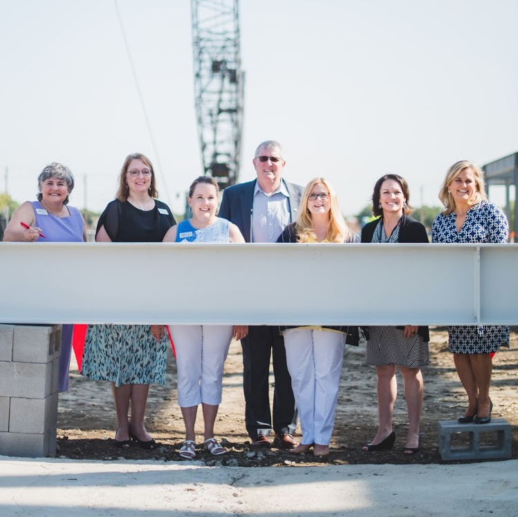 VIDEO | LISD Topping Out Ceremony