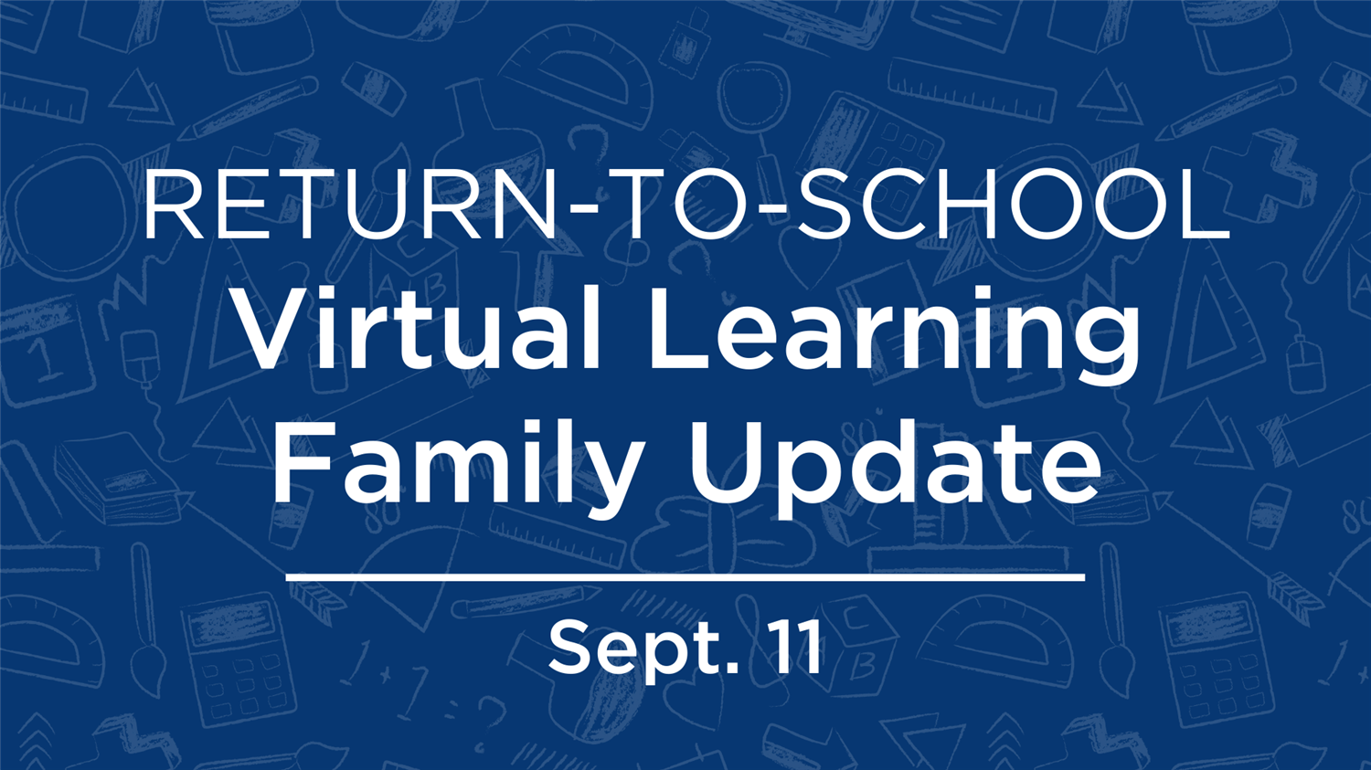 MSVL Family Update | Sept. 11