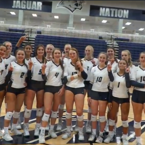 WATCH: Fox Sports Southwest Spotlights FMHS Volleyball