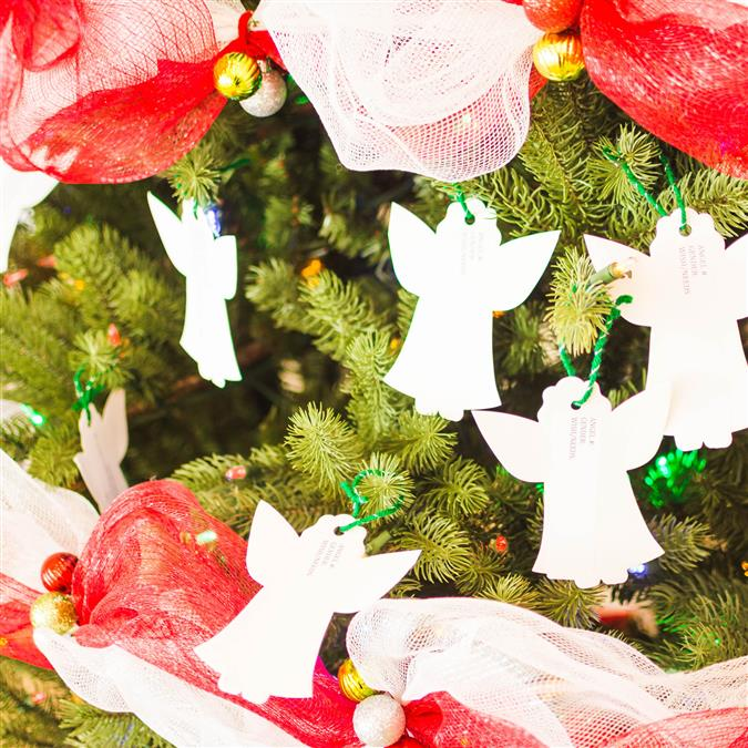 Adoptions Now Available for 16th Annual LISD Angel Tree