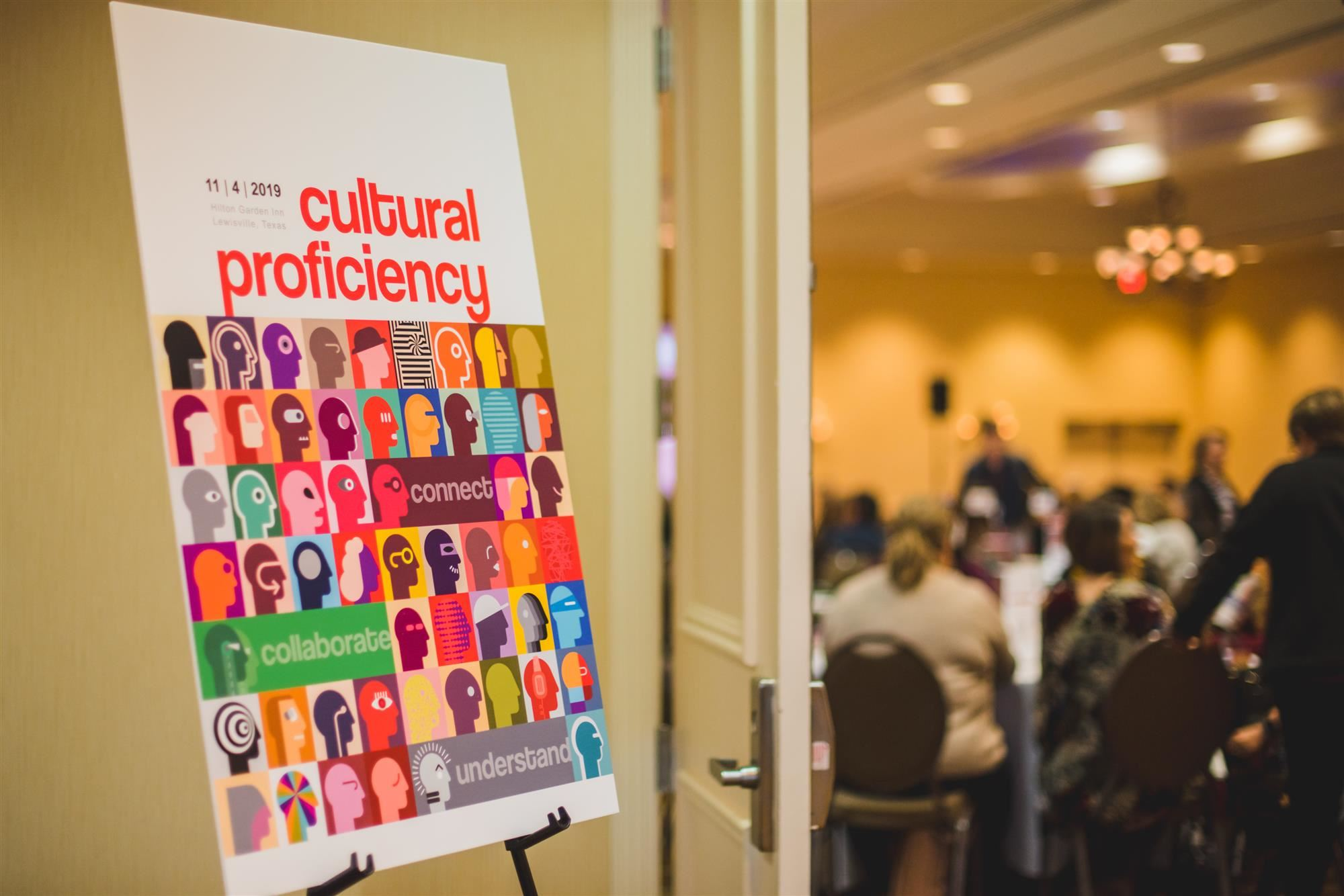 LISD Cultural Proficiency Event in Fall 2019