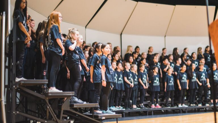 PHOTOS | 20th Anniversary of LISD 5th Grade Honor Choir
