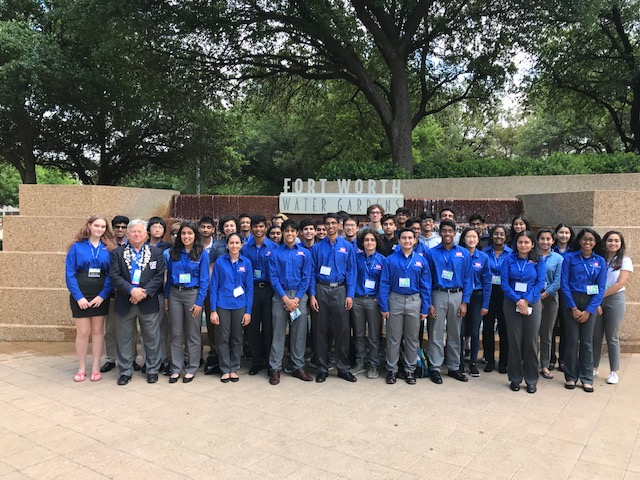 Flower Mound High School TSA 2019