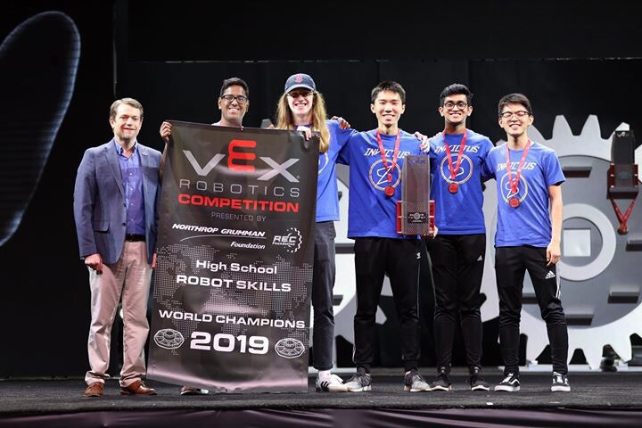 Flower Mound High School VEX 2019