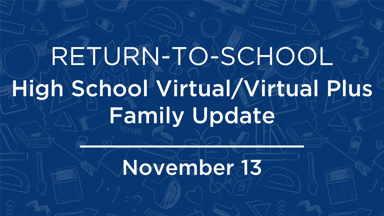 VIDEO: High School Virtual Learning Pathway Overview
