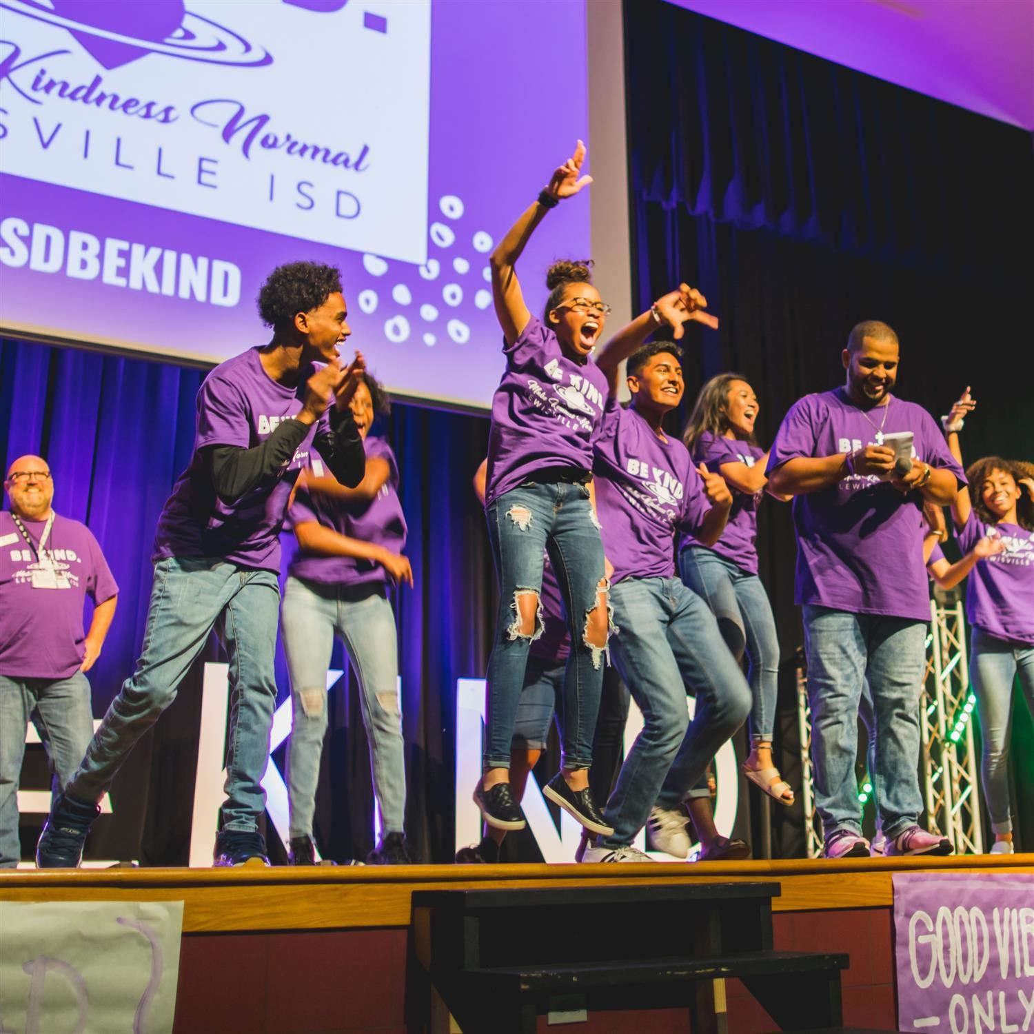 PHOTOS: LISD Kindness Convocation Another Success